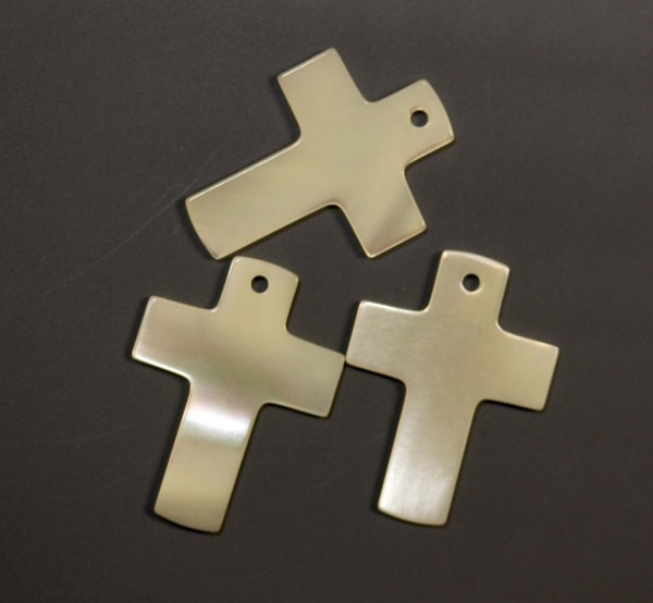 Three Shell Crosses